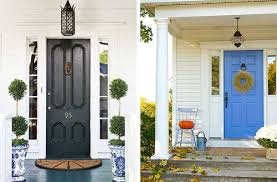 best paint for front doorBest Paint For Exterior Door Great Black And Blue Paint Colors For