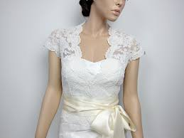 Lace Bolero Wedding Jacket Bridal Bolero Wedding Bolero