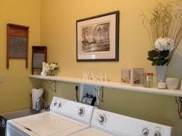 Diy Laundry Room Ideas Decorating Laundry Room Shelves
