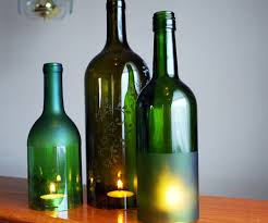 ... Large-size of Perfect Etched Wine Bottle Hurricane Candle Her Wine  Bottle Candle Her Roselawnluran ...
