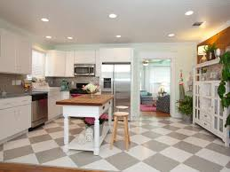 Gray Kitchen Floors Photo Page Hgtv