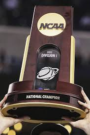 Ncaa Mens Division I College Basketball Championship Trophy