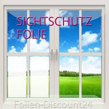 Amazonde Eur 6 33 Quadratmeter Fensterfolie Sichtschutz