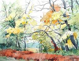 Artist Cathy Johnson | Floral prints art, Watercolor landscape, Watercolor  sketchbook