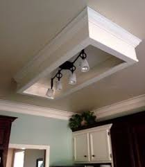 kitchen fluorescent lighting. Plain Kitchen Second Wind Of Texas Making Lights To Replace Ugly Fluorescent  Interesting Idea  Kitchen Pinterest Lights Kitchens And House And Lighting