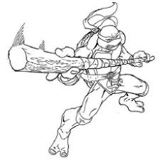 ninja turtles coloring pages. Contemporary Coloring TMNT Character Leonardo Coloring Pages Throughout Ninja Turtles A