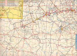 texasfreeway  statewide  historic information  old road maps