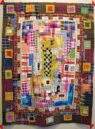 52 best Margaret Fabrizio, Artist/ Scholar images on Pinterest ... & Madder Plaids by Margaret Fabrizio, 2014. Adamdwight.com