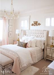 girly bed frames girly and glam better after home decoration ideas