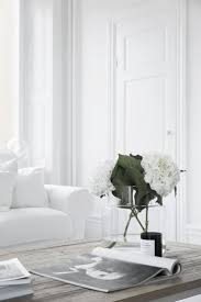 White Living Room Design White Living Room