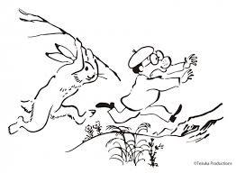 世界遺産国宝鳥獣人物戯画の期間限定イベント鳥獣人物戯画