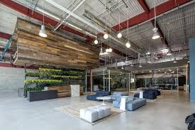 rustic office design. Rustic Industrial Office Design