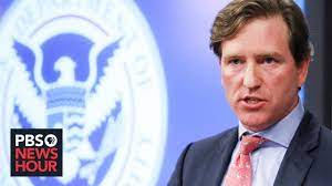 WATCH: Ousted DHS official Christopher Krebs testifies about 2020 election security - YouTube