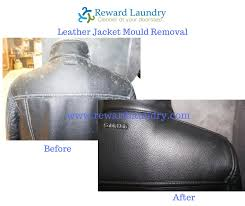 photo of reward laundry singapore singapore remove moulds from your leather jacket