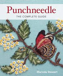 Punch Needle Embroidery Patterns Free Simple Inspiration Design