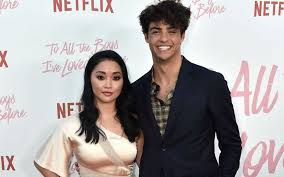 I want them to be together forever, so my reaction will be very genuine if they breakup, condor told entertainment tonight in an. To All The Boys Noah Centineo On His Relationship With Lana Condor Her Ie
