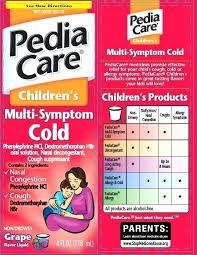 Pediacare Dosage Chart Infants Gas Relief Acetaminophen