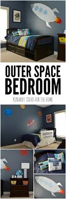Space Bedroom 1000 Ideas About Outer Space Bedroom On Pinterest Outer Space