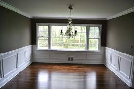 wainscoting dining room diy. Wainscoting Dining Rooms Picture Frame Molding In Room  Diy .