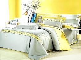gray and yellow quilt sets yellow and grey bedspread grey and yellow bedding sets romantic modern