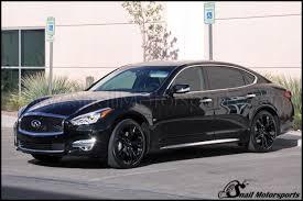 infiniti q50s black. infiniti m45 with gloss black wheels q50s