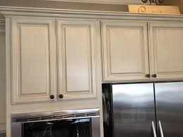 Sherwin Williams Antique White And Province Blue 2 Painted Kitchen