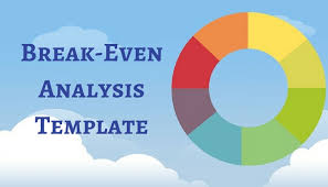 Break Even Excel Template Custom Download BreakEven Analysis Excel Template ExcelDataPro