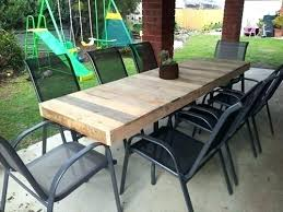 outdoor furniture from pallets outdoor table great patio table ideas uses of pallets outdoor table pallets