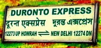 12273 Howrah New Delhi Duronto Express Howrah To Asansol