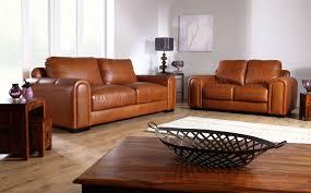 Excellent Light Brown Leather Sofa Enchanting Fantastic Tan Living