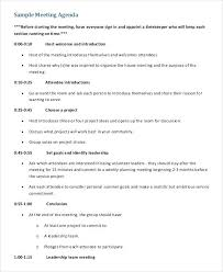 agenda of a meeting format example of agenda of meeting team meeting agenda template agenda