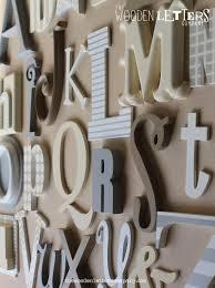 wall art letters