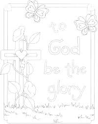 Religious Education Coloring Pages The Holy Family Coloring Page