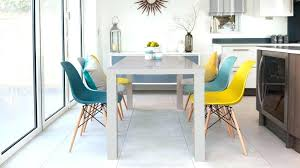 dining tables round dining table for 6 contemporary grey gloss and six set modern seats round