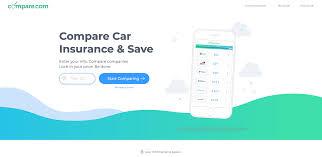 The zebra auto insurance rate comparison site pulls rates from over 100 companies in the u.s. Compare Com Car Insurance Quote Comparison Is It Legit The Zebra