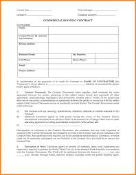 Roofing Contract Template Roof Repair Estimate Template Or Roofing Contract Forms Free
