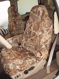 ford excursion realtree seat covers