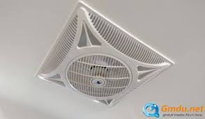 Superior Suspended Ceiling Air Circulation Fan