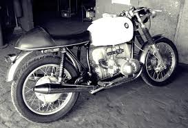 twinflat bmw r100 cafe racer julio misca
