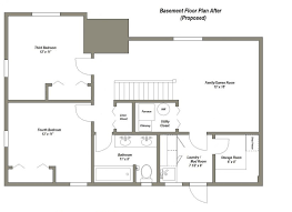 finished basement floor plans finished ranch style house full younger unger the plan walkout home planning ideas ran