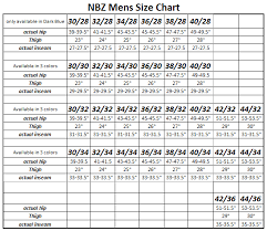 Nbz Mens Style Jeans
