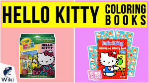Printable free hello kitty coloring sheets for kids to enjoy the fun of coloring and learning while sitting at home. Top 9 Hello Kitty Coloring Books Of 2020 Video Review