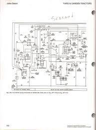 john deere 425 445 455 repair manual lawn and garden tractor at john deere 318 wiring diagrams and pdf free at John Deere Wiring Diagrams Free
