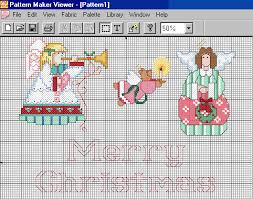 Cross Stitch Pattern Generator Classy NEW 48 CROSS STITCH PATTERN MAKER PROGRAM Cross Stitch Pattren
