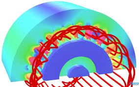 Multiphysics Simulation By Design For Electrical Machines
