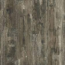 lifeproof vinyl plank flooring inch x inch thunder wood luxury vinyl plank flooring sample the home lifeproof vinyl plank