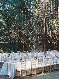 wedding tent lighting ideas. Outdoor Wedding Reception With Tent-shaped String Lights | Powell . Tent Lighting Ideas