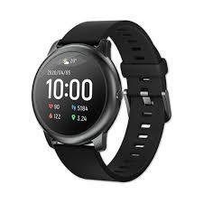 <b>Haylou Solar Smart Watch</b> Black