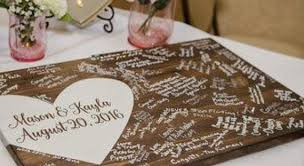 Xl 60x42cm Wedding Signing Board Signing Book Guest Signing Etsy