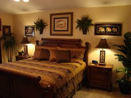Leopard Bedroom Decor Master Bed Images